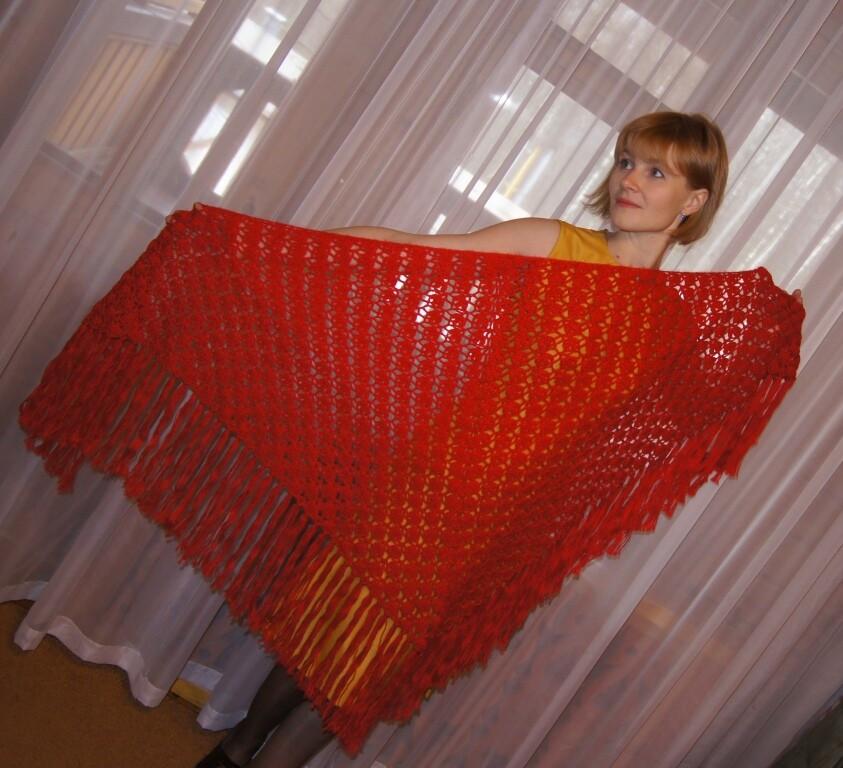 Любимые шали