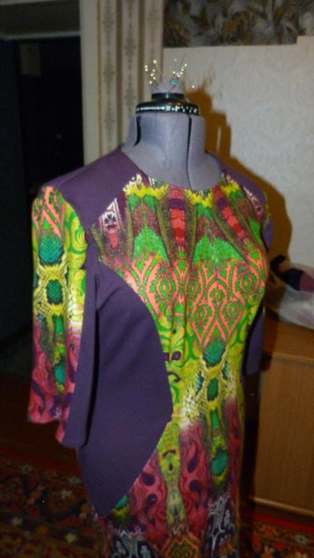 Платье от Velmann