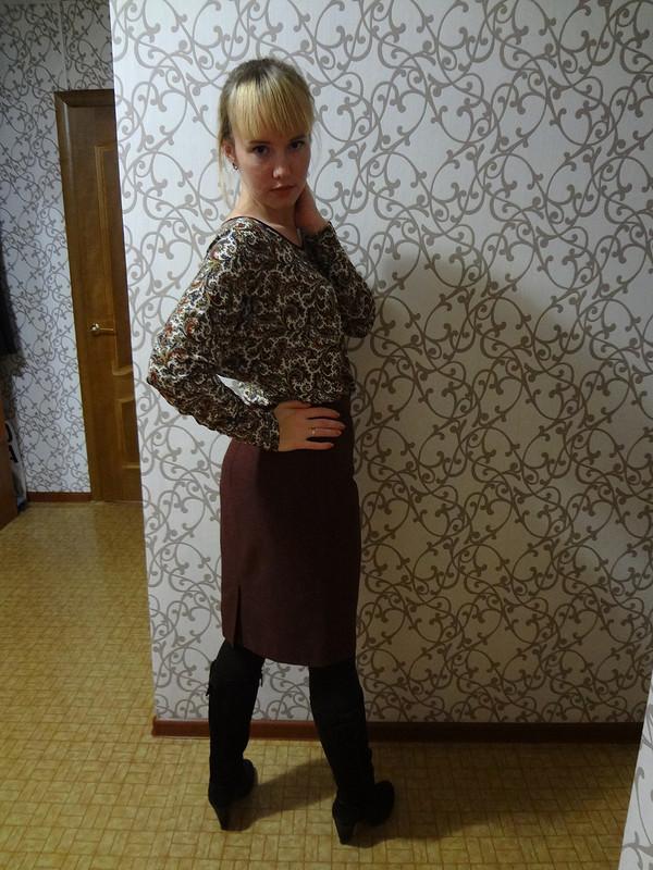 Приятный вечер. Юбка. от Lubov' Andreeva