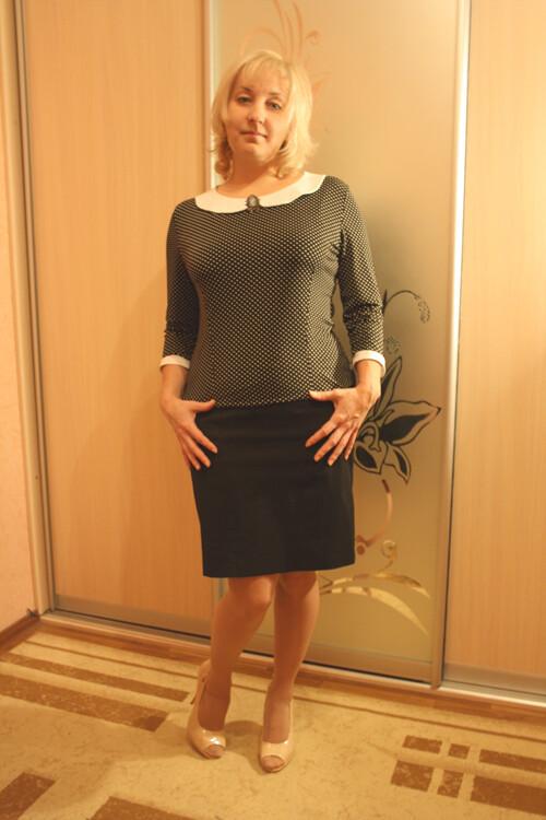 Блуза безбаски