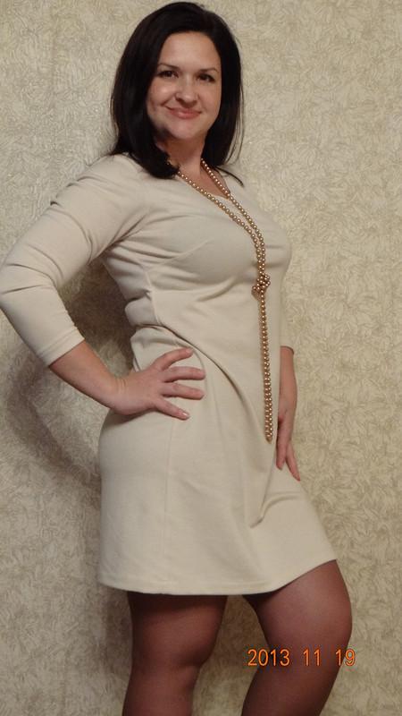 Платье изджерси от Natalimur