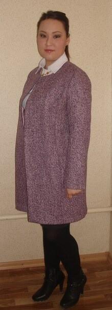 мое второе пальто от Sargylana