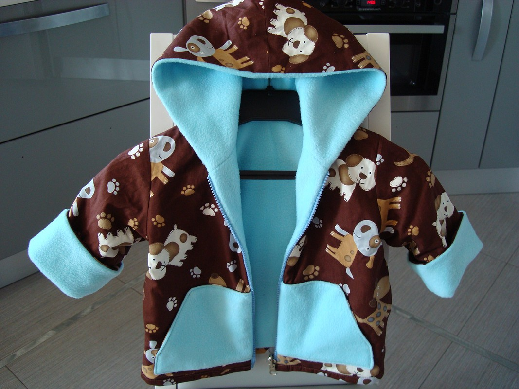 Курточка длясынишки от Анжелика05