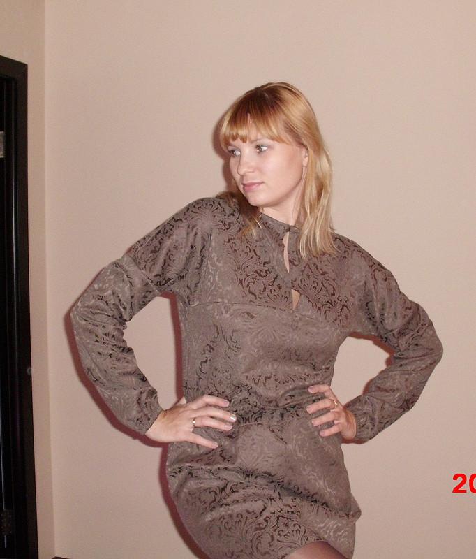 платье вкоторе я влюбилась от Князева Людмила