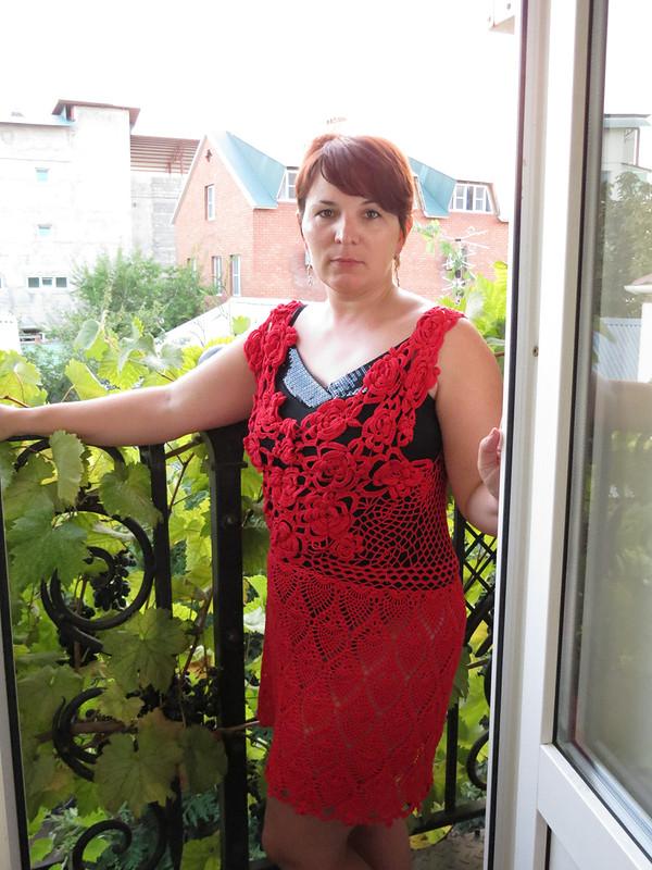 красная фантазия от Наталья2612