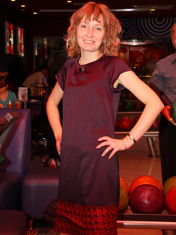 Платье от Ксения Александровна