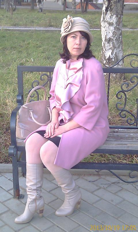 Пальто всовременном ретро-стиле от Irma_bonita