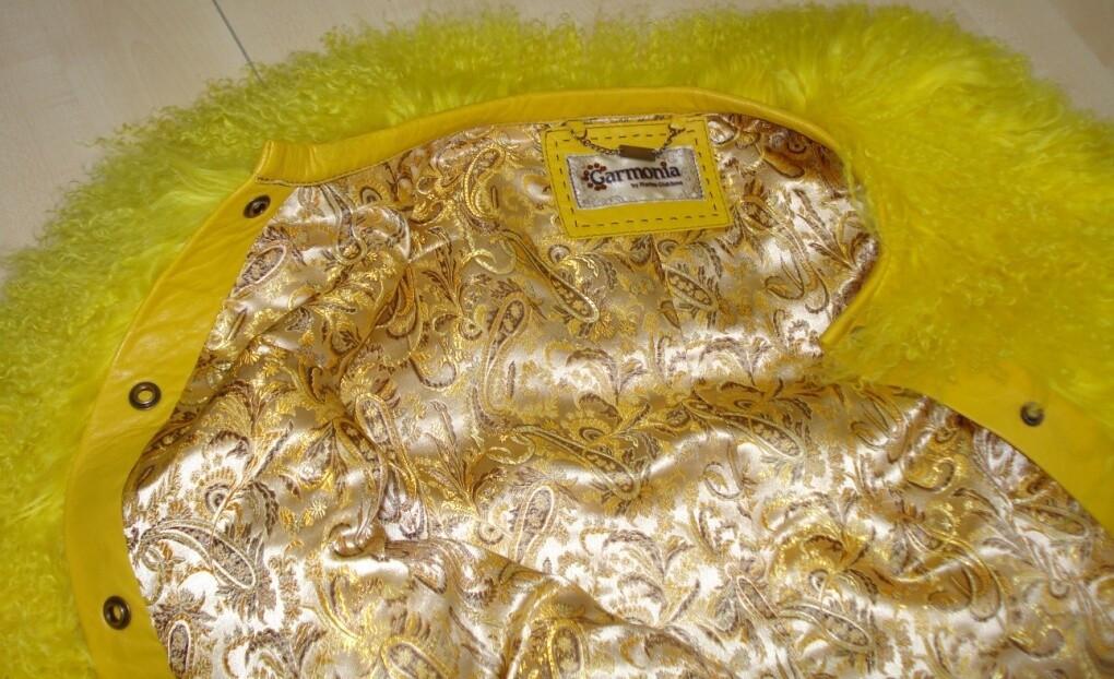 Желтая Лама иСумка изкожи