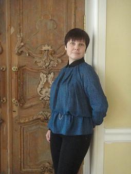 Работа с названием Блуза  Burda 9/2013 118 A