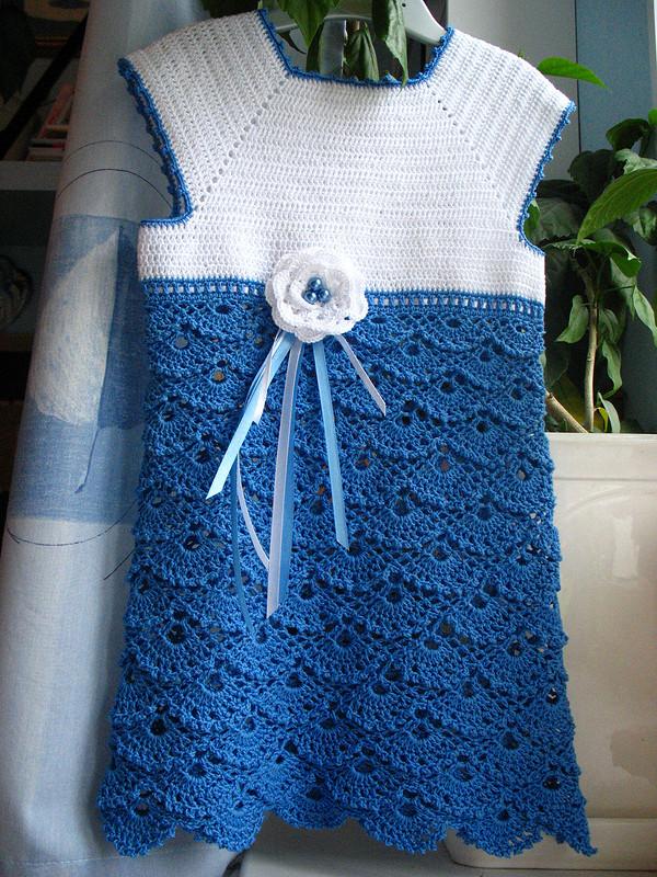 Платье «Морская ракушка»