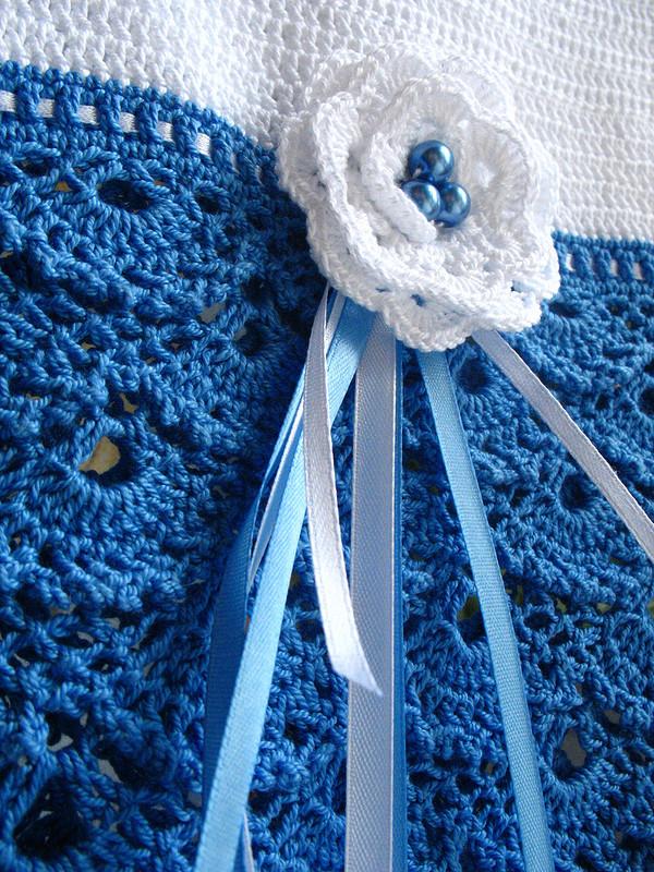 Платье «Морская ракушка» от Verevochca