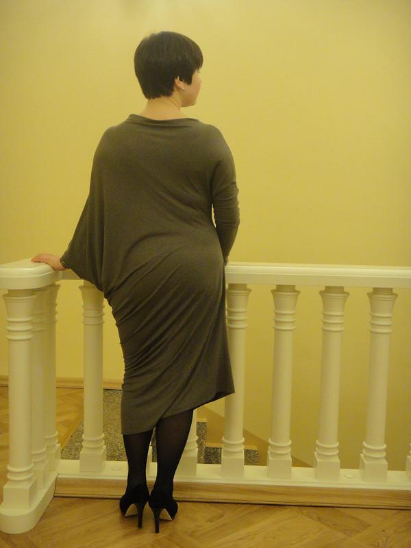 Давно знакомое платье от inkeri