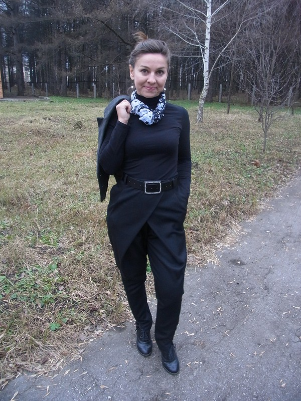 Кто сказал,что это длявысоких? от Ирина  Веретенникова