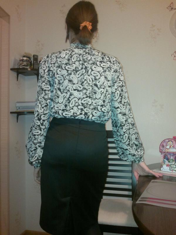 Блузка согурцами от lesia80