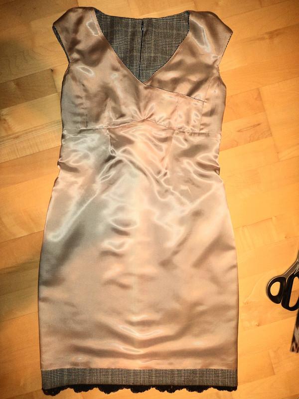 Платье изгленчека от Viktoria style