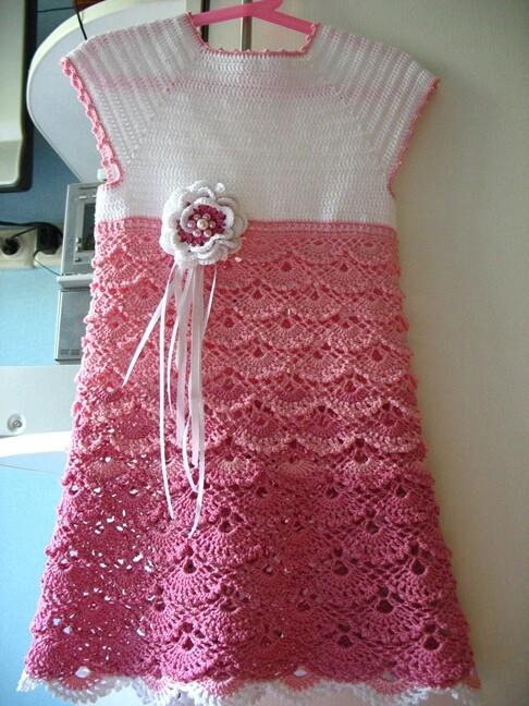 Платье «Зефирка» от Verevochca