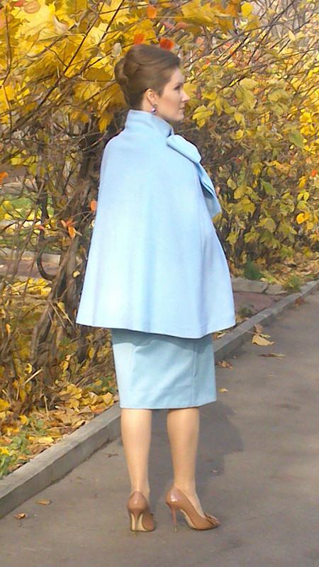 Нежно-голубой... от Nebbiolina