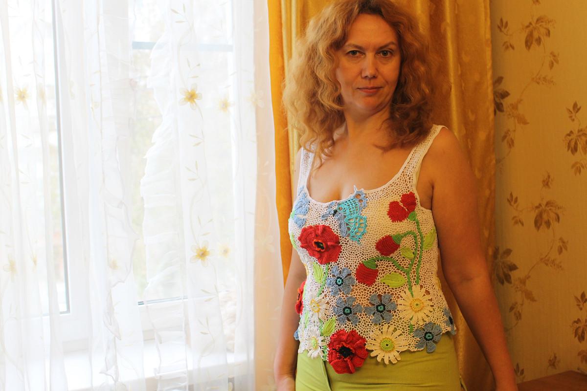 Топик «полевые цветы» от Zolychka