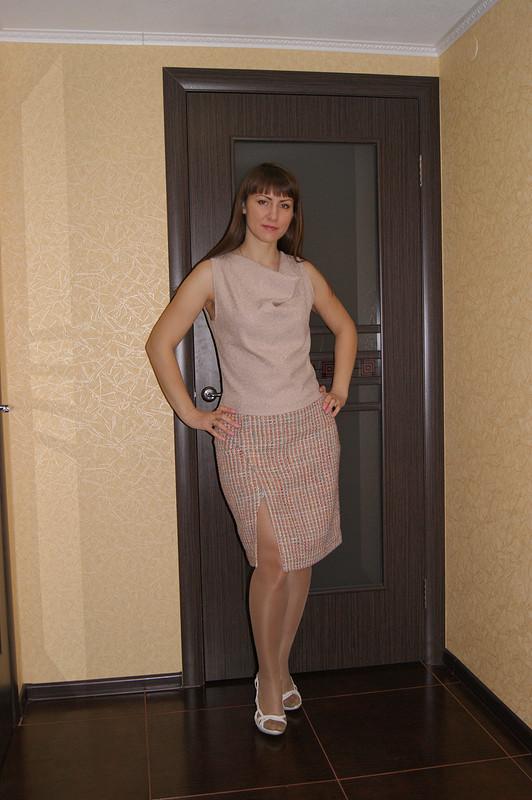 Топ дляуниверсального костюма :) от Смольникова Дина