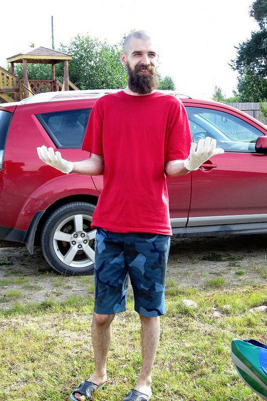 Парные шорты (М) от Vi0letta