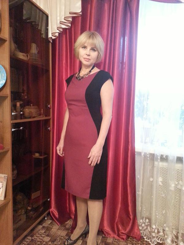 Мое первое платье
