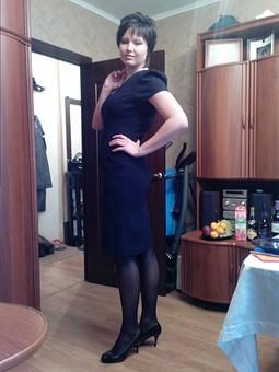 Работа с названием Платье-Бомба!