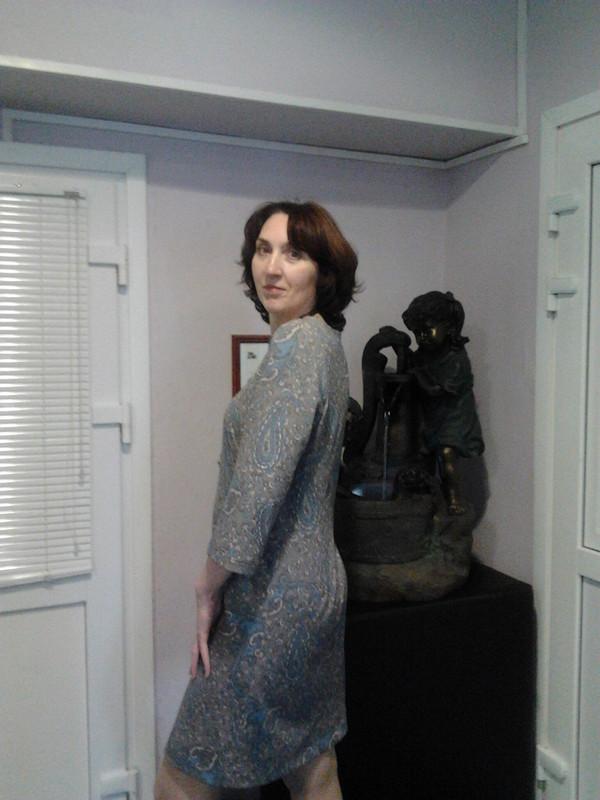 Платье от liudmilka1410