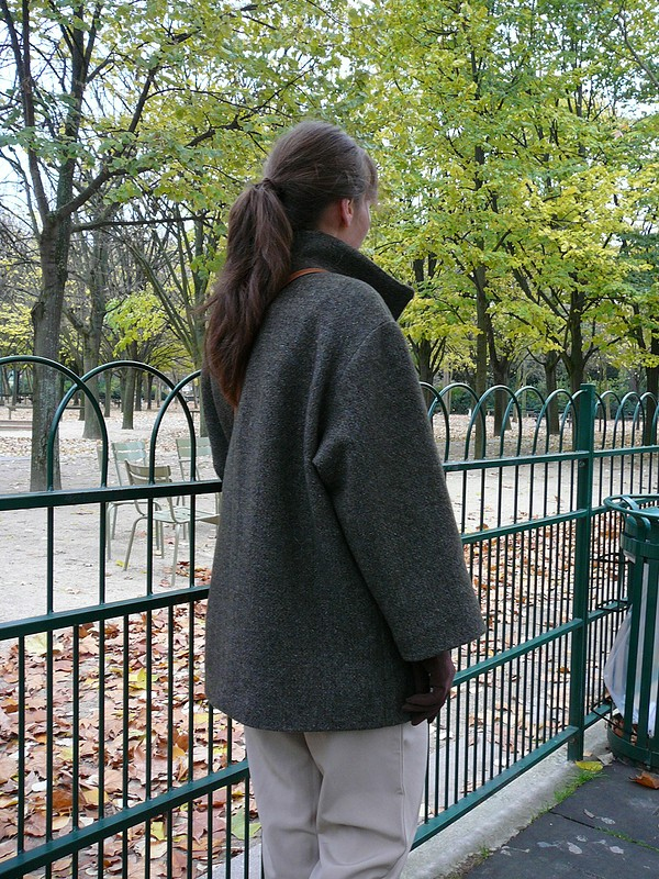 Парижской зиме - даешь наш «короткий» ответ! от PolinaMuller
