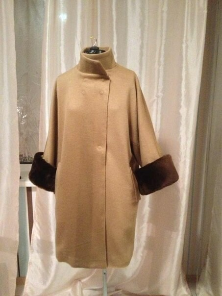 Моё первое пальто! )))) от Zhuzhuk