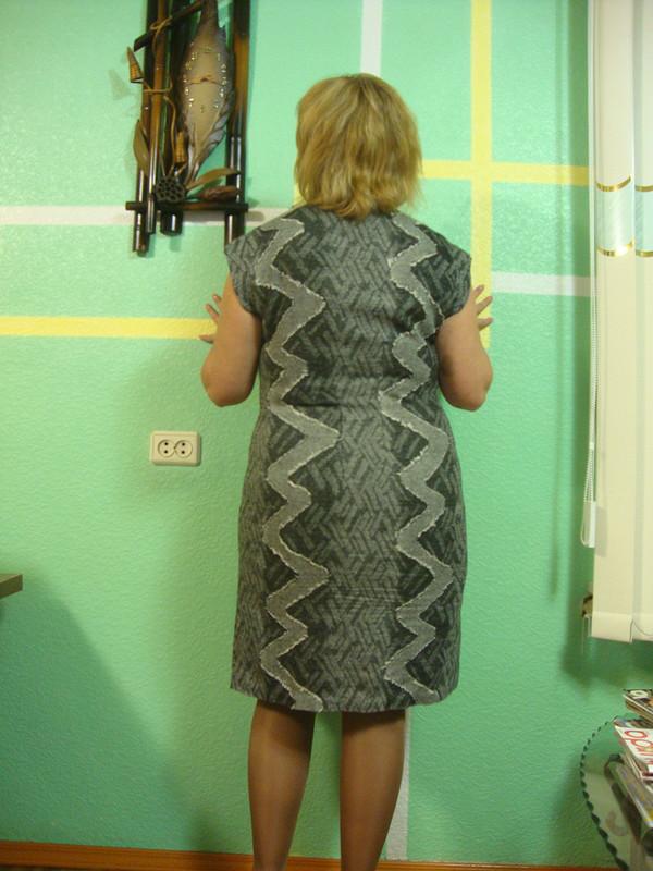 Если платье сидит как влитое - от Любительница Burdы