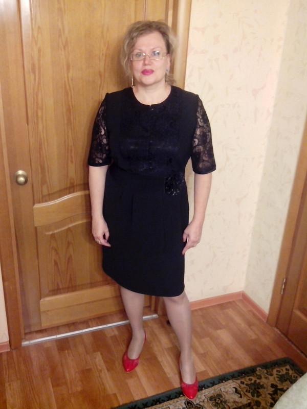 Маленькое черное платье или.... от Gaika3022