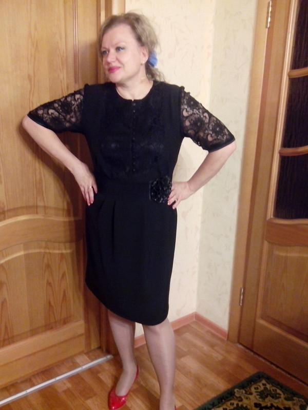 Маленькое черное платье или....