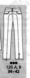Древние джинсы..)