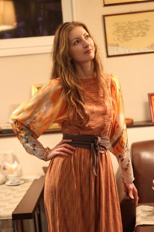 Платье-трансформер, часть II