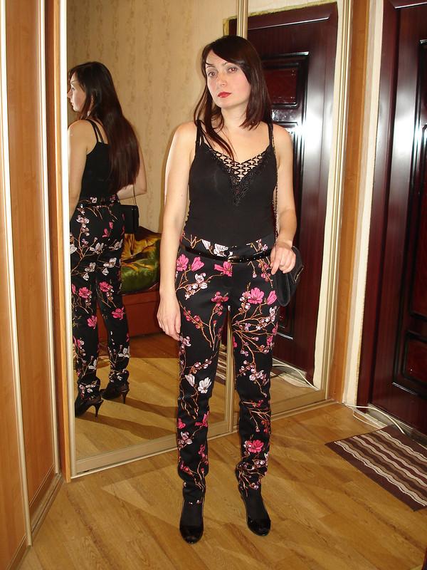 Цветные брюки от Lenna