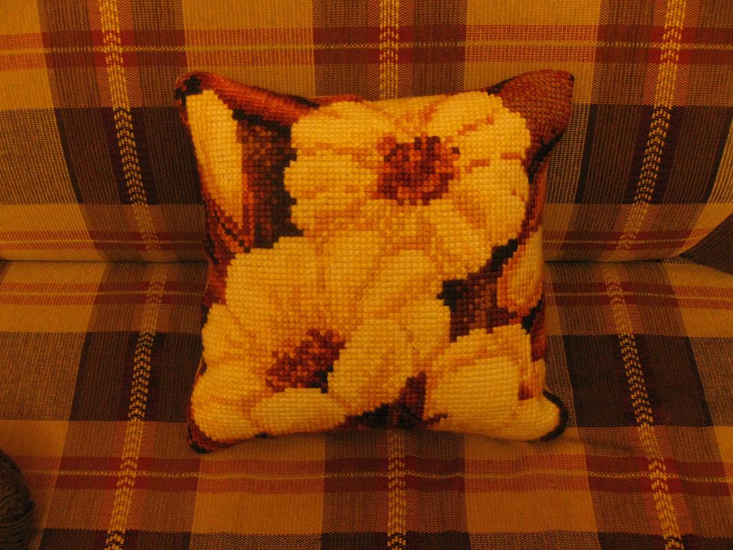 Ещё подушка от Флория