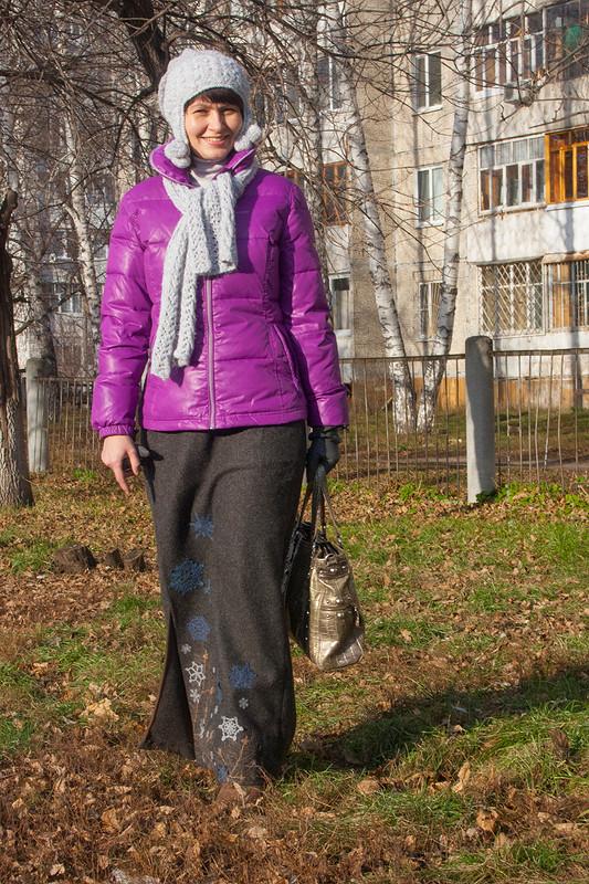 Теплая юбка от nuta77