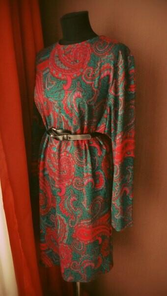 Трикотажное платье от ffiffti