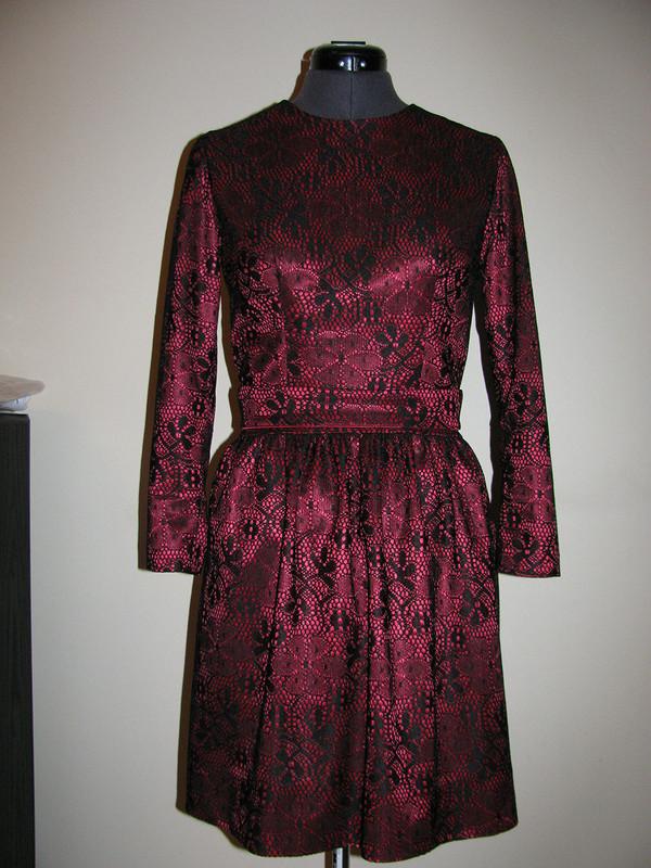 кружевное платье от DyagilevaYuliya