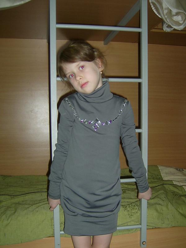 Тёпленькое платье от Natka_01