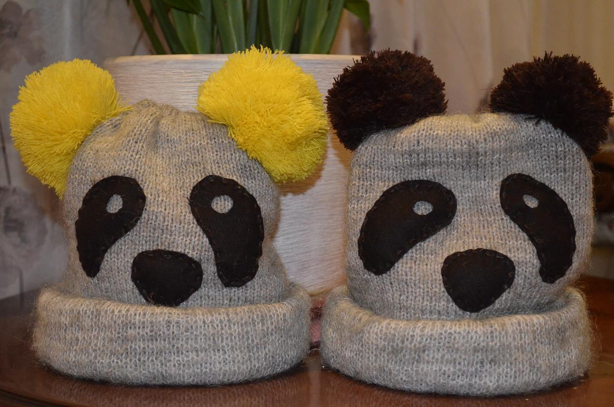 В прошлой жизни они были свитером... от Alan
