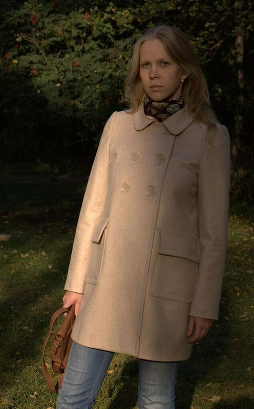 Пальто от Карпеева Екатерина