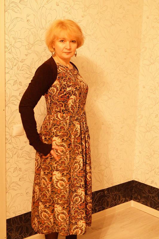 Шраг иплатье от byse4ka