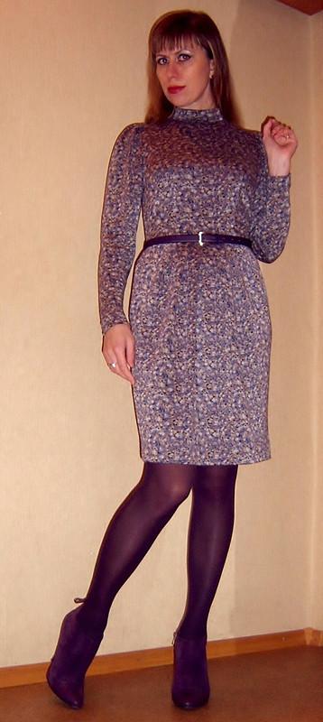 Кантри-платье от ket30