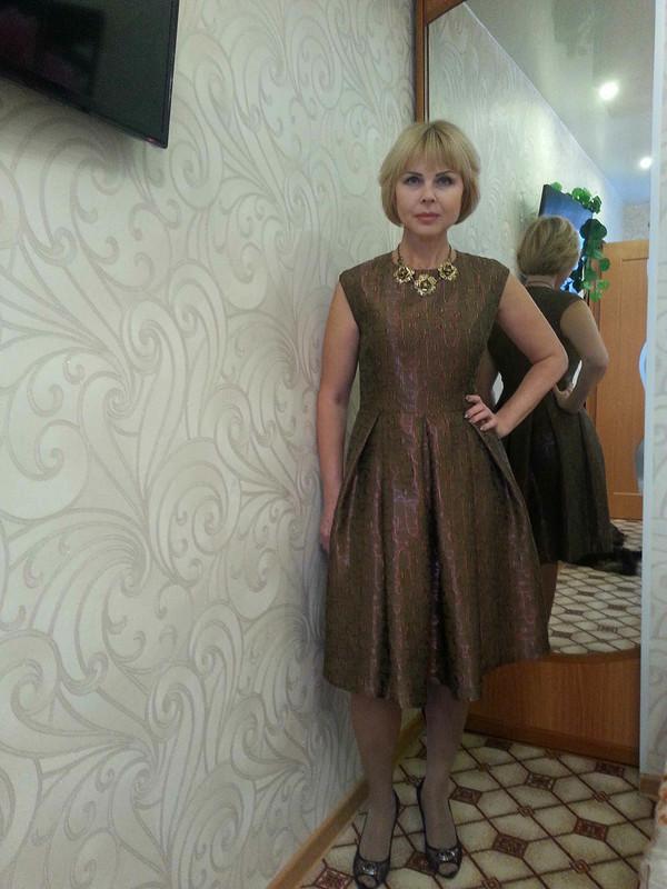 Платье кпразднику. от Елена Ник Сафонова