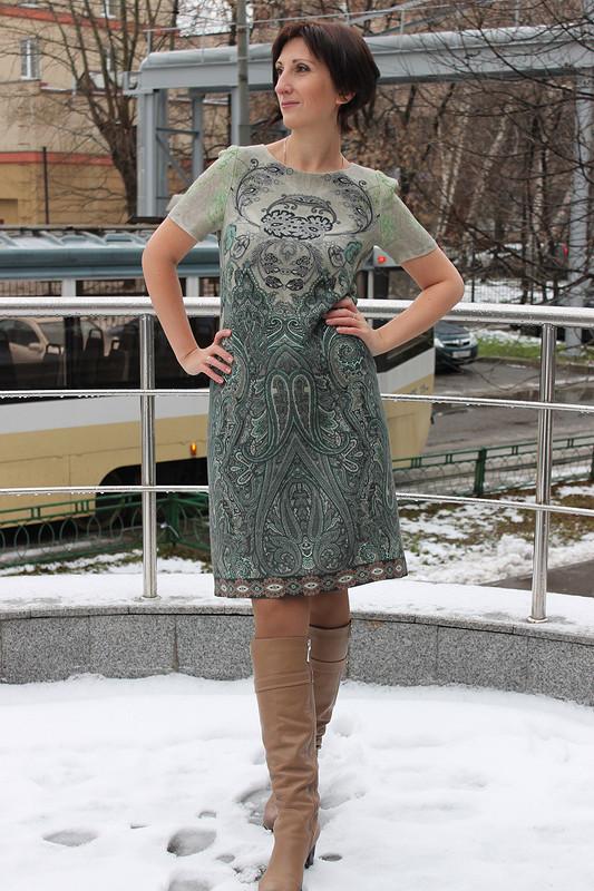 любимое платье от freda