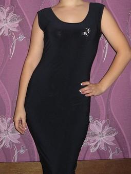 Работа с названием маленькое черное платье