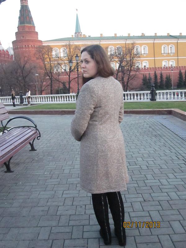 Пальто от German