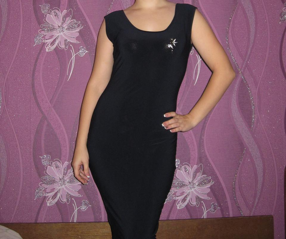маленькое черное платье от ЗванцоваАлеся