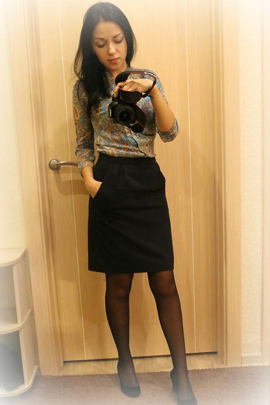 Моя первая юбка от Marysene4ka